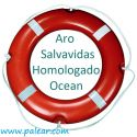 Aro Salvavidas Homologado Ocean