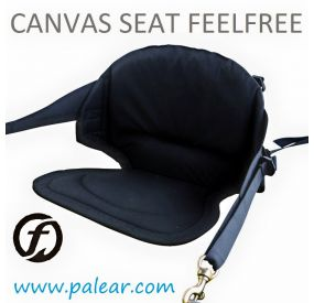 Asiento con riñonera Canvas Seat Feelfree