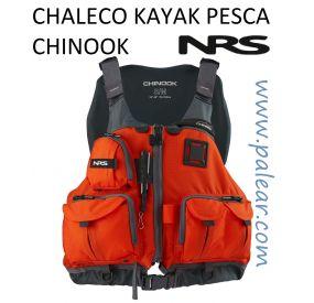 Chinook Chaleco Kayak Pesca NRS