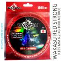 0.185 mm 6,2 kg Wakasu Red Strong 1000 m