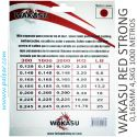 0.20 mm 8,3 kg Wakasu Red Strong 1000 m
