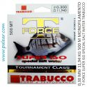 0,30 mm 11,94 kg 500 m Monofilamento T-Force Super Iso Special Salt Water Trabucco