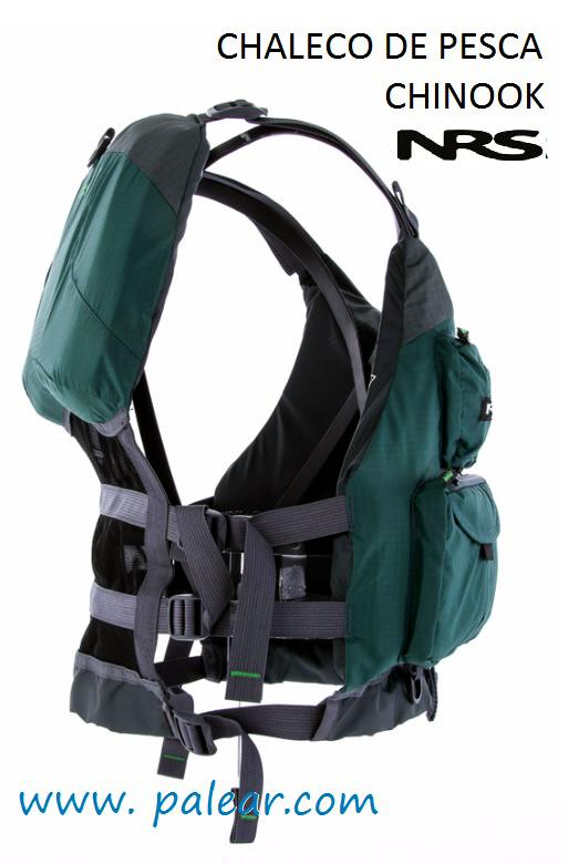 Chinook Chaleco salvavidas Kayak Pesca NRS